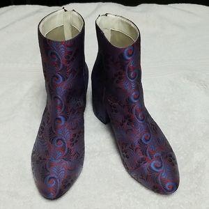 1901 Nordstrom Ankel Boots Size 7.5 NWOT